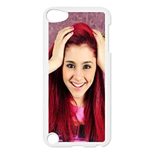 WAKEUP Customized Print Ariana Grande Pattern Hard Case for iPod Touch 5