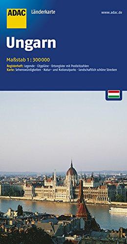 adac-lnderkarte-ungarn-1-300-000-adac-lnderkarten
