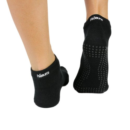 ProSource Yoga Socks Full Toe with Grips S/M