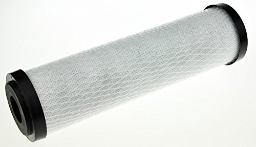 (KX MATRIKX Pb 10-Inch Length Extruded Carbon Block Filter Cartridge, 1-Pack (1))