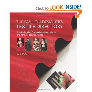 The Fashion Designer's Textile Directory byBaugh (Jason Fancy Dress)