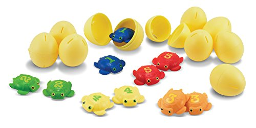 Melissa & Doug Sunny Patch Taffy Turtle Catch and Hatch Pool Game With 10 Turtles and 10 Eggs Turtle Swimming Pool