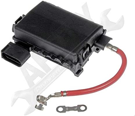 Amazon.com: APDTY 035791 Fuse Box embly Battery Mounted w ... on