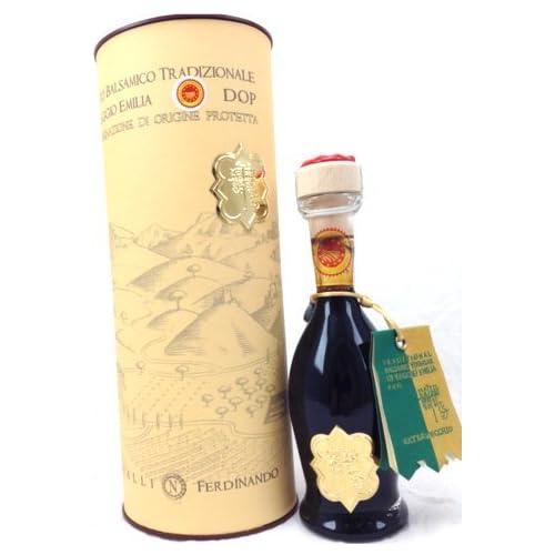 outlet Cavalli Tradizionale of Reggio Emilia Balsamic Vinegar Gold ...
