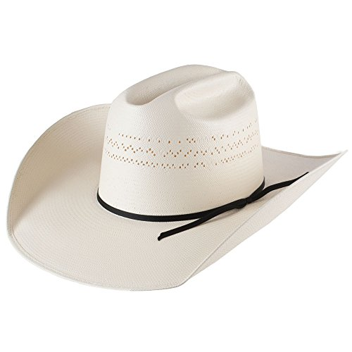 Stockman Straw By Rodeo King