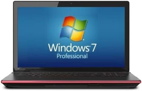 Toshiba Qosmio X70-ABT3G22 Quad Core Gaming Windows 7 PRO Laptop PC (Intel Core i7-4700MQ, 17.3