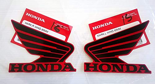 vintage honda sticker - 2