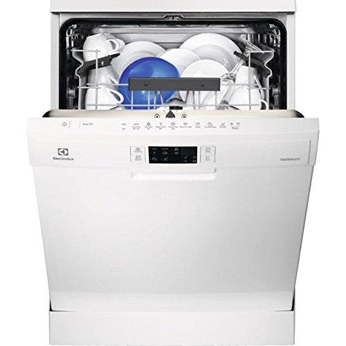 Electrolux ESF5535LOW Independiente 13cubiertos A++ lavavajilla - Lavavajillas (Independiente, Blanco, Tamaño completo (60 cm), Blanco, Botones, LCD)