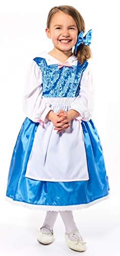 Blue Fancy Dress Ideas - Little Adventures Beauty Day Dress with