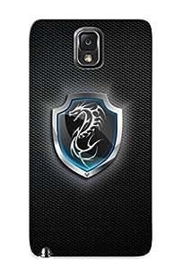 Fashion Protective Dragon Crest Case Cover Design For Galaxy Note 3
