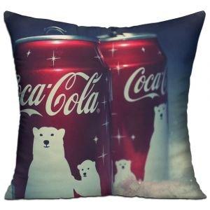 Amazon.com: TsuiTsui Coca Cola Decorative Throw Pillows Case ...
