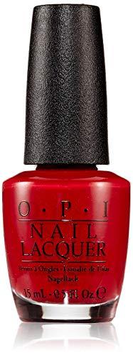 OPI Nail Lacquer, OPI Red, 0.5 fl. oz.
