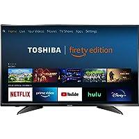 Toshiba 43LF621U19 43-inch Smart 4K UHD TV - Fire TV Edition