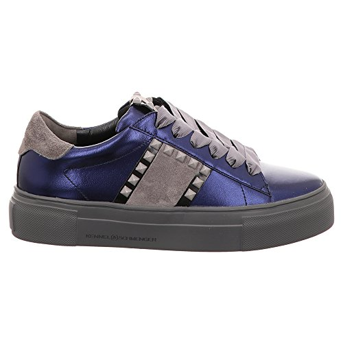 Schmenger Blue Trainers 22080 328 amp; 81 Blue Women's Blue Kennel 57aY0q