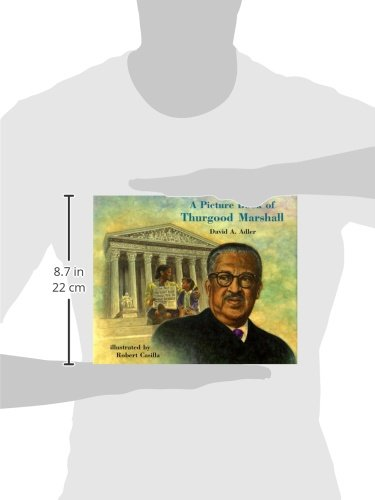 A Picture Book of Thurgood Marshall (Picture Book Biography)