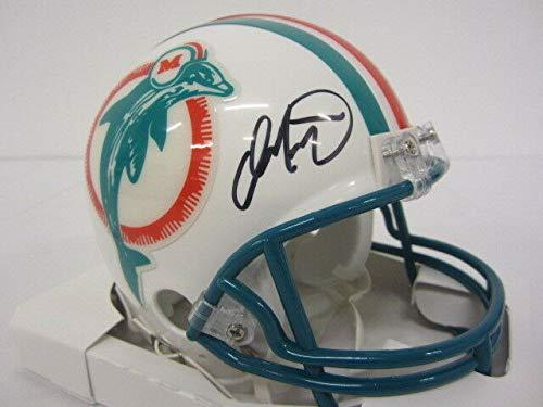 Dan Marino Autographed Memorabilia Miami Dolphins Mini Helmet/NFL Mvp 1984 / 9X Pro Bowl Q.B. - Certified Authentic