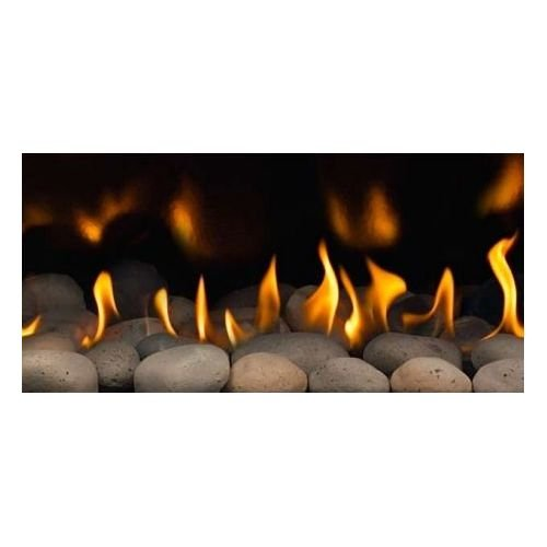 Napoleon B19NS River Rocks Burner Assembly for GD19-1SB Model Fireplace, River Rocks