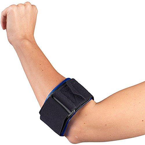 OTC Tennis Elbow Strap, Thrapeutic Gel Pad Insert (Closeout Elbow Pads)