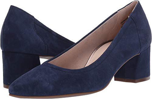 Paul Green Women's Tammy Pump Atlantic Suede 9 M US