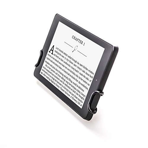 TFY Security Hand Strap with Leather Belt Holder Stand Compatible with Kindle Voyage, 6Inch / Kindle Paperwhite/Kindle Fire 6Inch