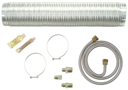Whirlpool 4396652RB Gas Dryer Hook Up Kit by Whirlpool (Image #1)