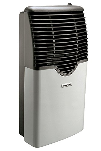 Direct Vent Propane Wall Heater built-in thermostat (low - High dial), Clean Gas Energy | Indoor Home, Office, Garage | Easy Installation | Approved for USA and CANADA by Martin