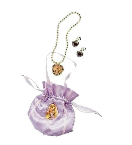 Rapunzel Bag With Jewellery by