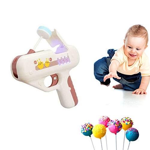 Babyspeelgoed, lollypistool Snoeppistool voor kinderen kan 'I love you' zeggen, speelgoedpistool voor kinderen met…