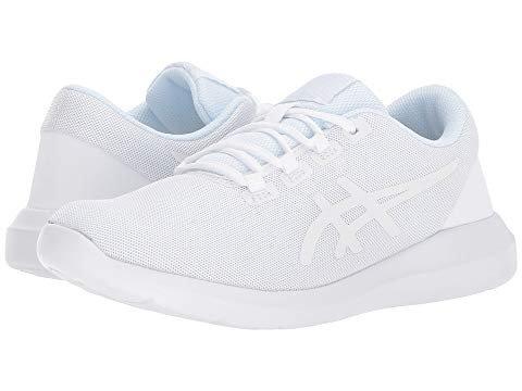 ASICS Metrolyte II Shoe Women's Walking, White/White/White 11.5 B(M) US