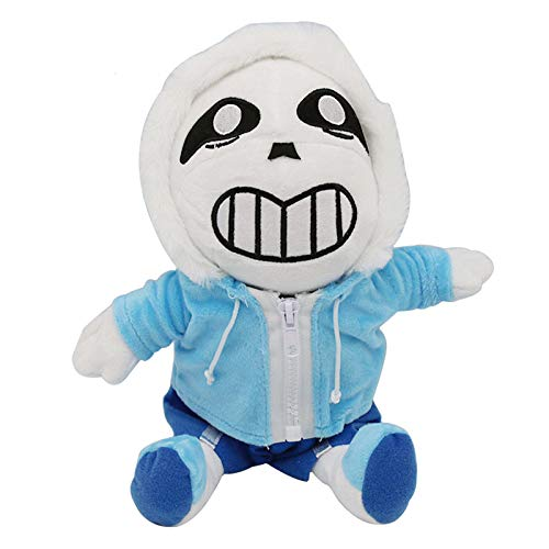 YOYOTOY 1Pcs 30Cm Undertale Stuffed Plush Toys Doll Cute Plush Toy Soft Cartoon Anime Toys for Kids Children New Must Haves Friendship Gifts My Favourite 5T Superhero Girls by YOYOTOY
