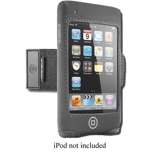 DLO Action Jacket Armband Case for iPod touch 2G, 3G (Ipod Jacket)