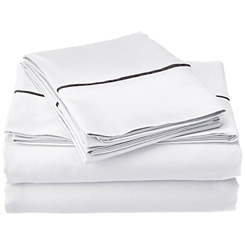 Superior Cotton Blend 600 Thread Count, Deep Pocket, Soft, W