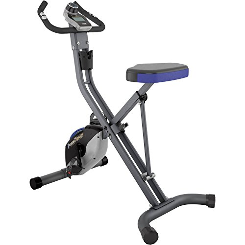 Upright Assembly (FITNESS REALITY U2500 Foldable 400-lb Weight Capacity Upright Exercise Bike, Assembly Required)