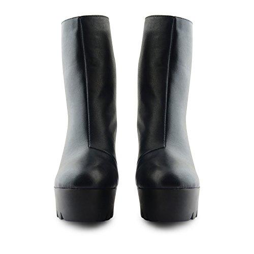 Dolcis - Botas para mujer Negro - negro