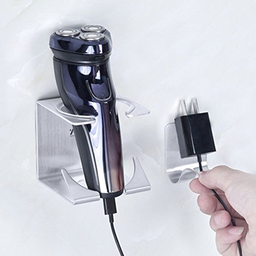 Stainless Steel Electric Shaver Hanger