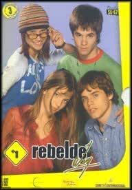 Pack Rebelde Way (Ep. 56-67) [DVD]