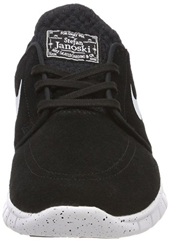 Max blackwhite Skateboard Janoski L Stefan Uomo Scarpe Nike 002 Nero Da SYwEqnz