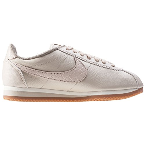 W CLASSIC CORTEZ LEATHER LUX gris oscuro