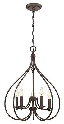 Lite Source LS-19727 Chandelier Decor Lamp