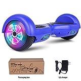 Felimoda Hoverboard, w/Bluetooth Speaker for Kid