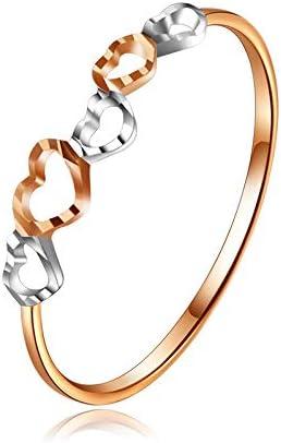 18 Karat Gold Reine Gold Ring Echte 18 Karat Gold Solid Gold