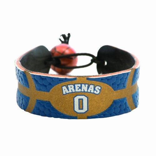 Gilbert Arenas Team Color NBA Jersey Bracelet