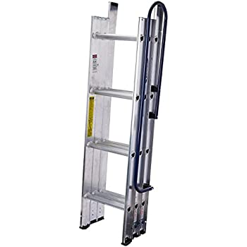 Werner Ladder Aa1510ca Al Attic Ladder 7 9 10