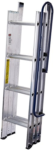 WERNER LADDER AA1510CA Al Attic Ladder