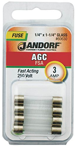 Agc Fuse 3a Glass (Fuse Agc 3a Fast Acting)