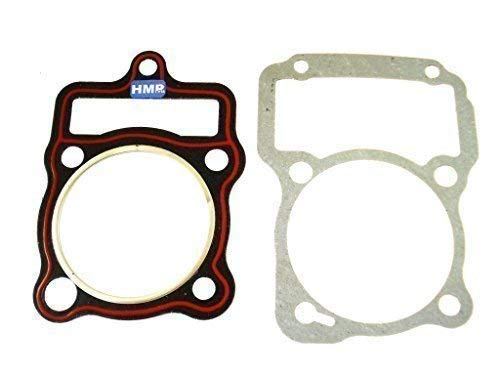 Lk CG 200 Ccm Dirt Bike// Quad Hmparts Top Kit de R/éparation de Fin // Joint de Culasse