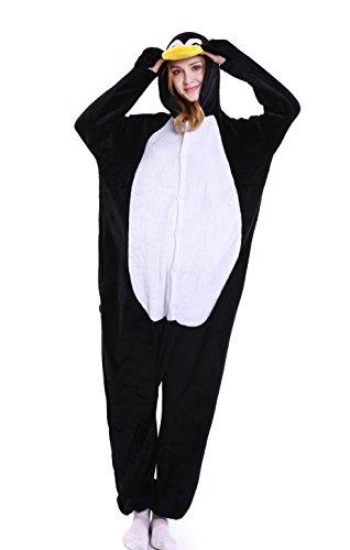 LeaLac Unisex Onesie Christmas Costume Adult Animal Cosplay