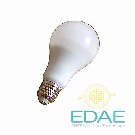 Bombilla LED E27, 11W equivalente a 80W, luz fría 5500K, Fabricante Español.: Amazon.es: Iluminación