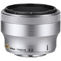 Nikon 1 NIKKOR 32mm f/1.2 (Silver)