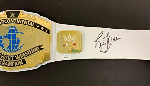 RIC Flair Signed Belt WWE WCW Toy Championship Belt for sale  Delivered anywhere in Canada